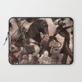 My Chemical Romance - The Black Parade - Alternative Laptop Sleeve
