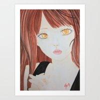 Alavon Art Print