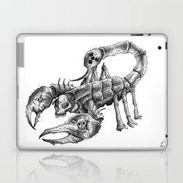 HELL'S ZODIAC - SCORPIO Laptop & iPad Skin