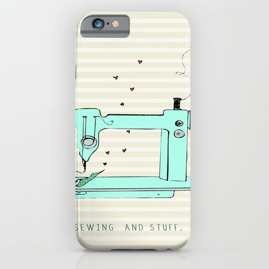 sew and stuff... iPhone & iPod Case