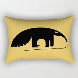 Angry Animals - Anteater Rectangular Pillow