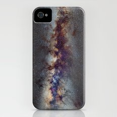 The Milky Way: from Scorpio and Antares to Perseus iPhone (4, 4s) Slim Case