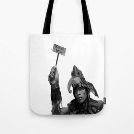 Gotcha! Tote Bag