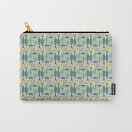 Log Cabin Fish Carry-All Pouch