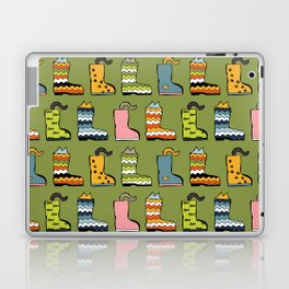 Cats in Boots Laptop & iPad Skin
