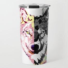The Wolf Within Travel Mug