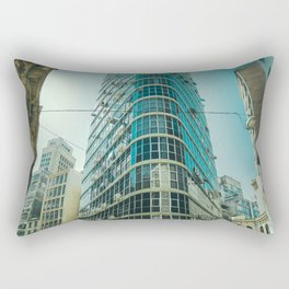 CITY - BUILDING - SQUARE - PHOTOGRAPHY Rectangular Pillow
