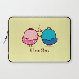 A Love Story Laptop Sleeve