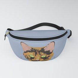 Tortoiseshell cat Fanny Pack