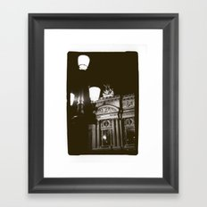 Paris Opera Framed Art Print