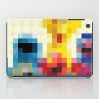sesame street iPad Cases featuring Sesame by Glen Gould