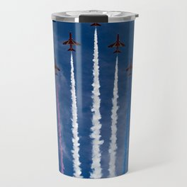 Red Arrows Travel Mug