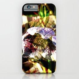 Dark Poetry of Spring iPhone Case