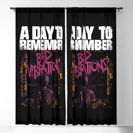 A Day To Remember Blackout Curtain