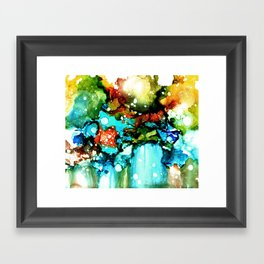 Design 90 Framed Art Print