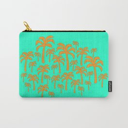 Plam tree patch Carry-All Pouch
