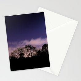 Bourgoyen at night Stationery Cards