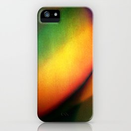 MANGOS FOR DINNER iPhone Case