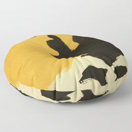 Sir Martin Floor Pillow