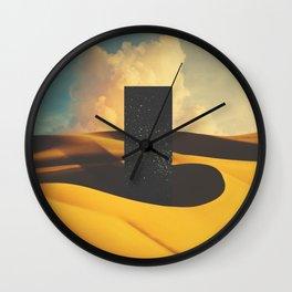 Monolith I Wall Clock