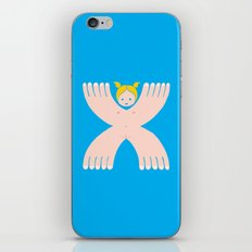 I´m a girl iPhone & iPod Skin