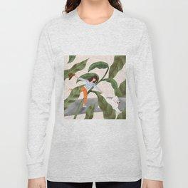 Going On A Walk Long Sleeve T-shirt