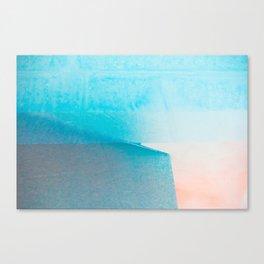 WET COLORS 2 Canvas Print