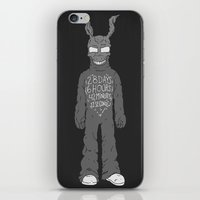 frank iPhone & iPod Skins featuring Frank by Derek Eads