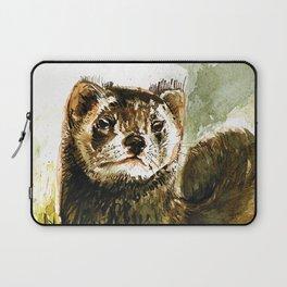 European Polecat Laptop Sleeve
