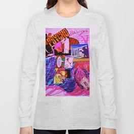 Psycho Grandmother Long Sleeve T-shirt