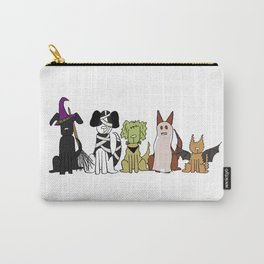 Bark-or-Treat Carry-All Pouch