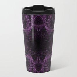 Purple Might Travel Mug