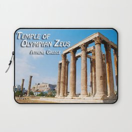 Temple of Olympian Zeus - Athens Greece Laptop Sleeve