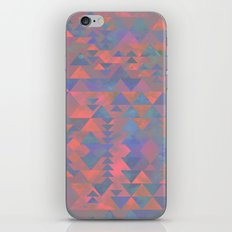 Delta Tribe - Pink iPhone & iPod Skin