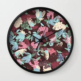 Ribs safari Wall Clock