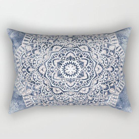 SERENITY MANDALA Rectangular Pillow
