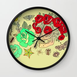 Traditional Flash 1 Wall Clock