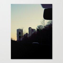 Joyride Canvas Print