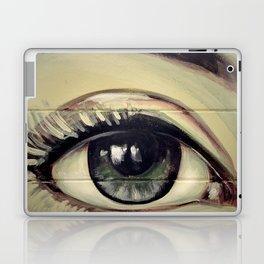 Eye Study #2 (Mural) Laptop & iPad Skin