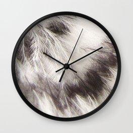 Marabou Wall Clock