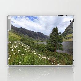 Glen Coe, Scottish Highlands Laptop & iPad Skin