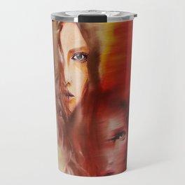 Double Faced Travel Mug
