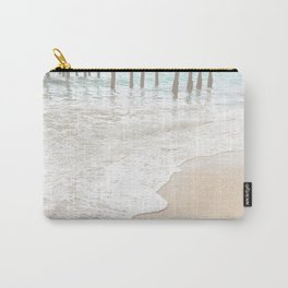 Huntington Beach Wave // California Ocean Sandy Beaches Surf Country Pacific West Coast Photography Carry-All Pouch