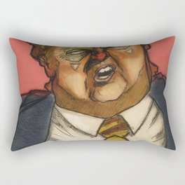 Clown number 17 (Lil' trUMpY) Rectangular Pillow