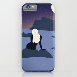 Stardust Mermaid iPhone Case