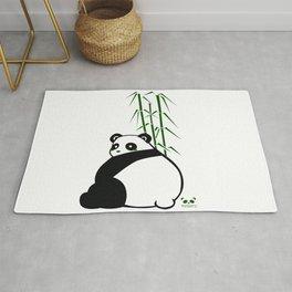 Big Butt Panda Rug