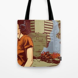 Locals Only - Portland, OR Tote Bag