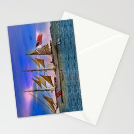 US Coast Guard Eagle. Stationery Cards