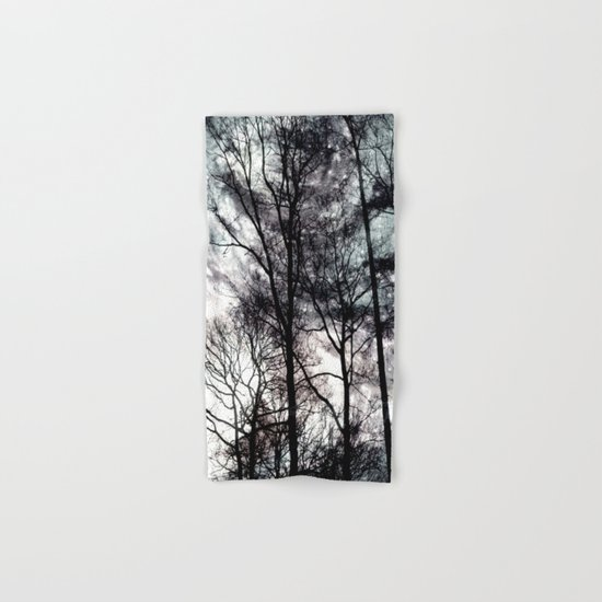 dark forest Hand & Bath Towel