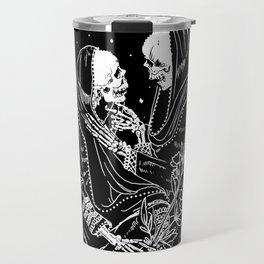 The Lovers Skeleton Travel Mug